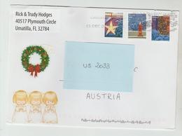 13 DEC 2015 -  USA/Florida  -  Brief / Bedarfsbeleg    - O Gestempelt - Siehe Scan (us 2033) - Vereinigte Staaten