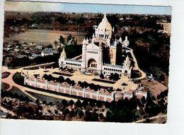 U4006 Postcard 1958 [14] Calvados > Lisieux - La Basilique _ Ed Alfa 750 _ Chiesa Eglise Church Kircke - Lisieux