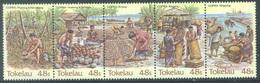 TOKELAU - MNH/** - 1984  - COPRA  - Yv 103-107 -  Lot 18371 - Tokelau