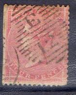 ROYAUME-UNI ! Timbre Ancien De 1855 N°17 - Oblitérés