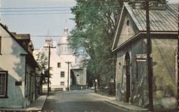 Trois-Rivières - Rue Des Ursulines - Site Historique - Trois-Rivières