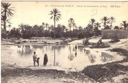 Gabes Oasis De Lemidoum Le Lac - Túnez