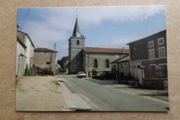 SAINT MAURICE SOUS LES COTES - Rue De L'Eglise ( 55 Meuse ) - Francia