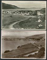 Ullapool / Summer Isles, Scotland 2 X Postcards - Scotland