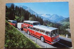 AUTOCAR FRUTIGEN ADELBODEN ( Bus, Autocar, Transport En Commun ) - Bus & Autocars