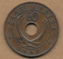 10 Cents East Africa 1952 Bronze - British Colony