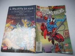 Marvel Comics L'uomo Ragno MORTALITA VIRTUALE PARTE 1 DI 2 N° 196 - Spider Man