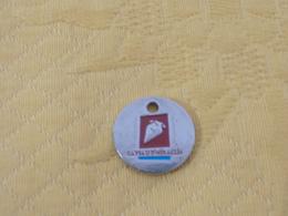 "Jeton De Caddie ""CAVEAU D'HERACLES"" - Trolley Token/Shopping Trolley Chip"