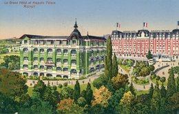 63 - ROYAT - Le Grand Hôtel Et Majestic Palace - Royat