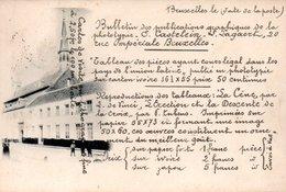 Onbekende Locatie - Bestelling Voor Drukwerk - Belgique