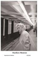 MARILYN MONROE - Film Star Pin Up PHOTO POSTCARD - 201-832 Swiftsure Postcard - Artistes
