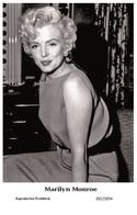 MARILYN MONROE - Film Star Pin Up PHOTO POSTCARD - 201-1054 Swiftsure Postcard - Artistes