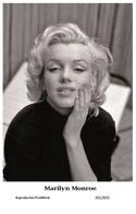 MARILYN MONROE - Film Star Pin Up PHOTO POSTCARD - 201-835 Swiftsure Postcard - Artistes