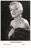 MARILYN MONROE - Film Star Pin Up PHOTO POSTCARD - 201-837 Swiftsure Postcard - Artistes