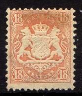 Bayern 1870 Mi 27 Y * [011218IX] - Bavaria