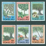 TOKELAU - MNH/** - 1985  - TREES AND FRUITS - Yv 118-123 -  Lot 18373 - Tokelau