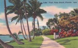 Florida Palm Beach Lake Trail - Palm Beach