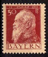 Bayern 1911 Mi 83 I * [011218IX] - Bavière