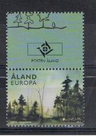 ALAND:  2011  EUROPA  CEPT  -  S. CPL. 1  VAL. N. - Europa-CEPT