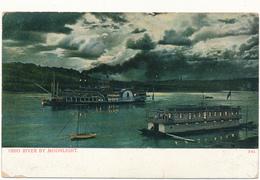OH - CINCINNATI - Ohio River - Cincinnati