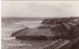 TYNEMOUTH / BATHING POOL WITH SEA WATER - Inghilterra