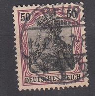 Deutsches Reich -  Mi. 91 (o) - Oblitérés
