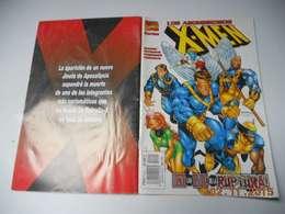 MARVEL COMICS Los Asombrosos X Men Bd ARGENTINE - Books, Magazines, Comics