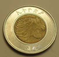 2002 - Ethiopie - Ethiopia - 2010 - 1 BIRR - KM 78 - Ethiopia