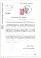 NOTICE CADEAU PHIL@POSTE  MARIANNE L'ENGAGEE  1 JOUR 20/07/2018 - 2018-... Marianne L'Engagée