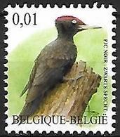 Belgium - MNH - 2009 - Black Woodpecker (Dryocopus Maritus - Climbing Birds