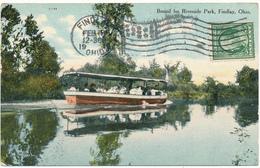 OH - FINDLAY - Bound For Riverside Park - Etats-Unis