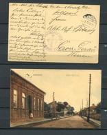 D,B, 1 WK Bildpostkarte ,feldpost ,sieradz   #m473 - Besetzungen 1914-18