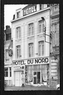 HAZEBROUCK: HOTEL DU NORD - Hazebrouck