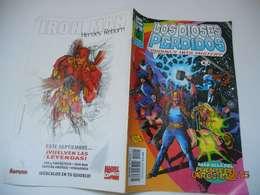 Los Dioses Perdidos Marvel N°1 Argentine - Books, Magazines, Comics
