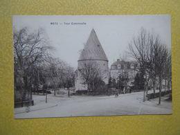 METZ. La Tour Camoufle. - Metz