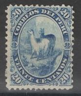 Pérou - YT 105 (*) - 1895 - Pérou