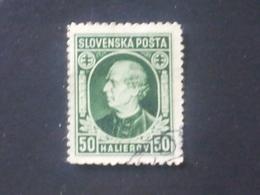 Slovakia - 1939 - Mi:SK 39XA, Sn:SK 30, Yt:SK 26 O - Look Scan - Gebraucht