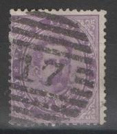 Italie - YT 38 Oblitéré - 1878-00 Humbert I