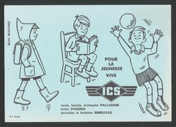 Buvard - ICS Pour La Jeunesse - Buvards, Protège-cahiers Illustrés