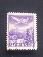 Slovakia - 1939 - Mi:SK 48, Sn:SK C1, Yt:SK PA1 O - Look Scan - Gebraucht