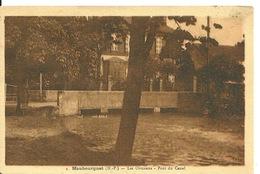 65 - MAUBOURGUET / LES ORMEAUX - PONT DU CANAL - Maubourguet