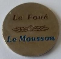 Jeton De Caddie - Paul Prédault - Le Foué - Le Mousson - En Métal - - Jetons De Caddies