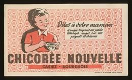 Buvard - CHICOREE NOUVELLE - Casier - Bourgeois - Buvards, Protège-cahiers Illustrés