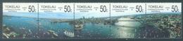 TOKELAU - MNH/** - 1988  - SYDPEX - Yv 155-159 -  Lot 18381 - Tokelau