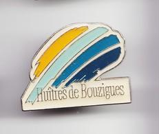 Pin's Huitre De Bouzigues Réf 3460 - Villes