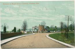 OH - FINDLAY - Maple Grove Cemetery - Etats-Unis