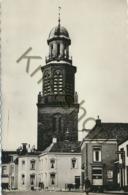 Winschoten - Marktplein Met Toren  [AA17-398 - Winschoten