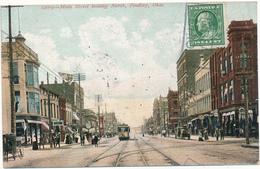 OH - FINDLAY - Main Street - Etats-Unis