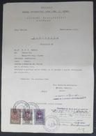DOMOVNICA, UPRAVNO POVJERENISTVO SUSAK, KRK 1946 - Historische Documenten