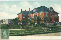 OH - FINDLAY - Hospital And Home - Etats-Unis